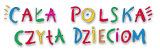 Logo programu cała polska czyta dzieciom